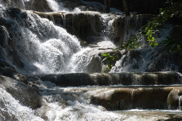 Dunn's River Falls, ©axle_foley00/Flickr
