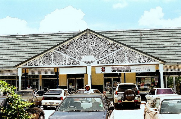 Fretwork Westgate Shopping Centre at Montego Bay, ©will-robson/Flickr