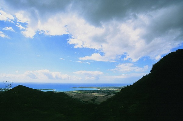 Cuban Coastline as seen from the mountains, ©Martin Cathrae/Flickr